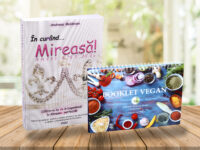 Carte In curand mireasa cu booklet nutritie vegan